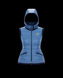 MONCLER KUNZITE - Vests - women