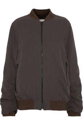ACNE STUDIOS Twill bomber jacket