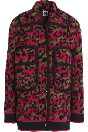 M MISSONI Merino wool-jacquard jacket