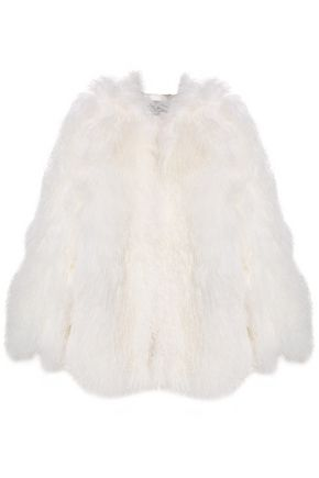 TART COLLECTIONS Mongolian fur jacket