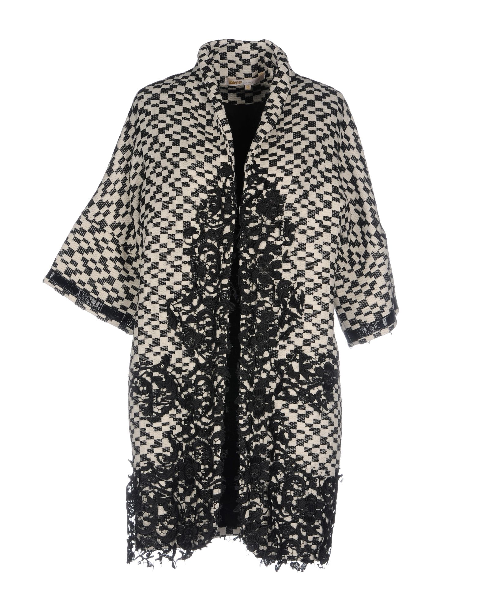 BABYLON Пальто babylon пиджак