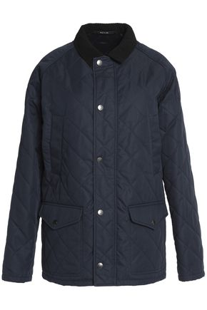 MAISON MARGIELA Quilted cotton-blend jacket