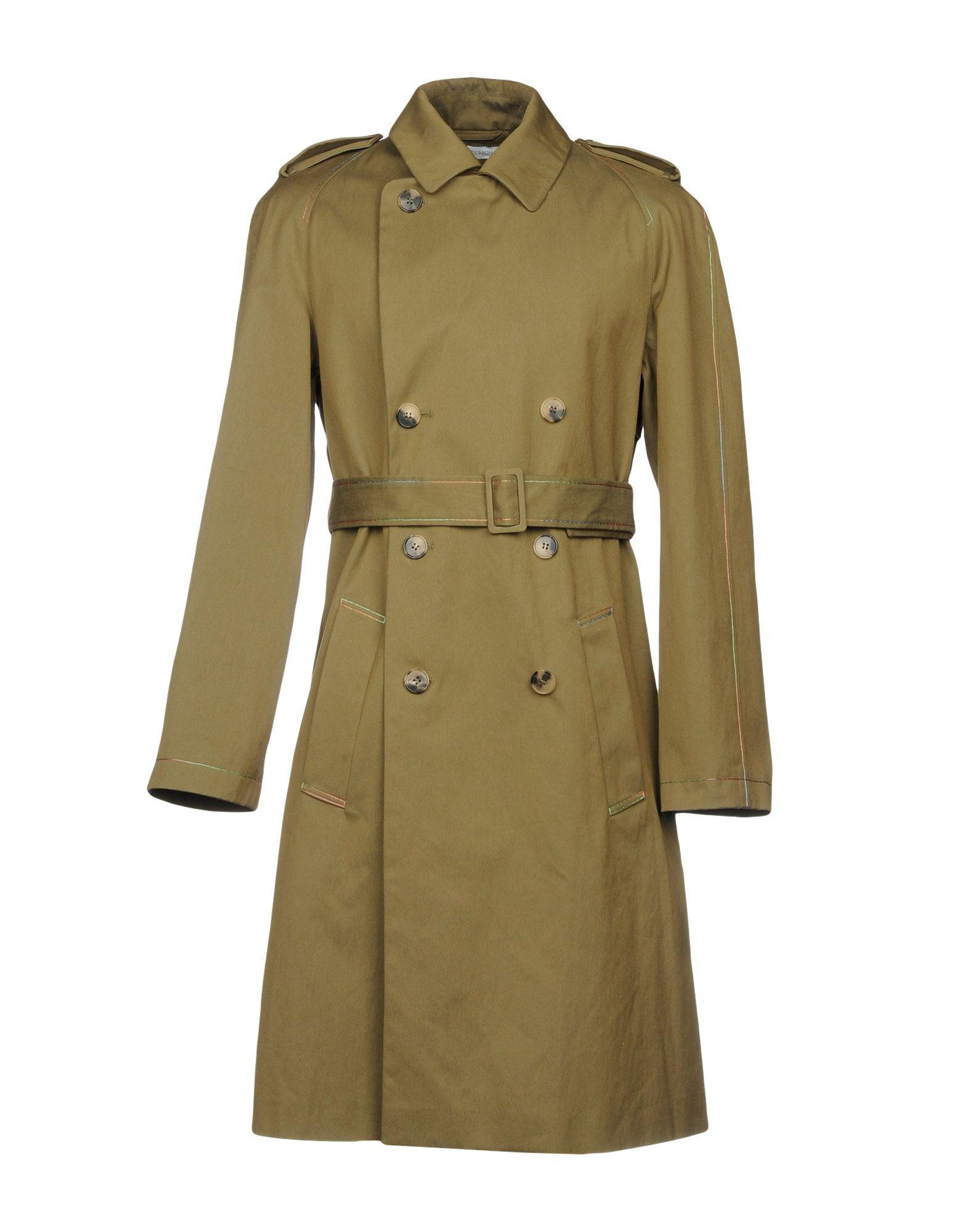 J.W.ANDERSON Легкое пальто mresale легкое пальто