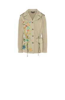 ALBERTA FERRETTI Monkey colonial jacket Jacket Woman e