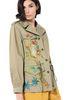 ALBERTA FERRETTI Monkey colonial jacket Jacket Woman a