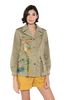 ALBERTA FERRETTI Monkey colonial jacket Jacket Woman r