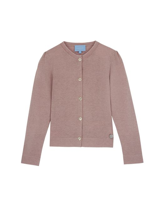 COTTON CARDIGAN - Lanvin