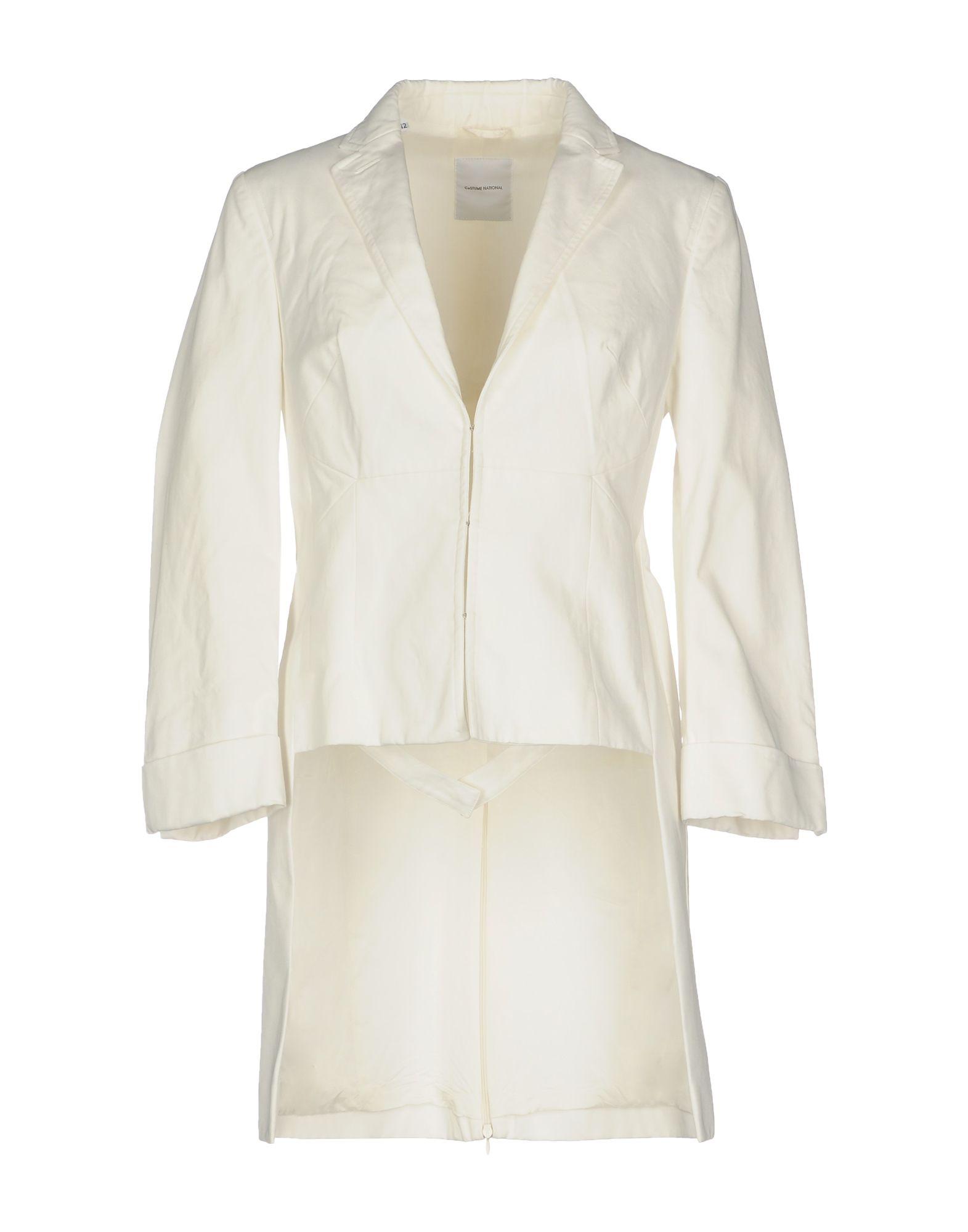 COSTUME NATIONAL Легкое пальто драповое пальто с контрастной отстрочкой c n c costume national пальто в стиле куртки
