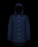 MONCLER SOULARAC - Overcoats - men