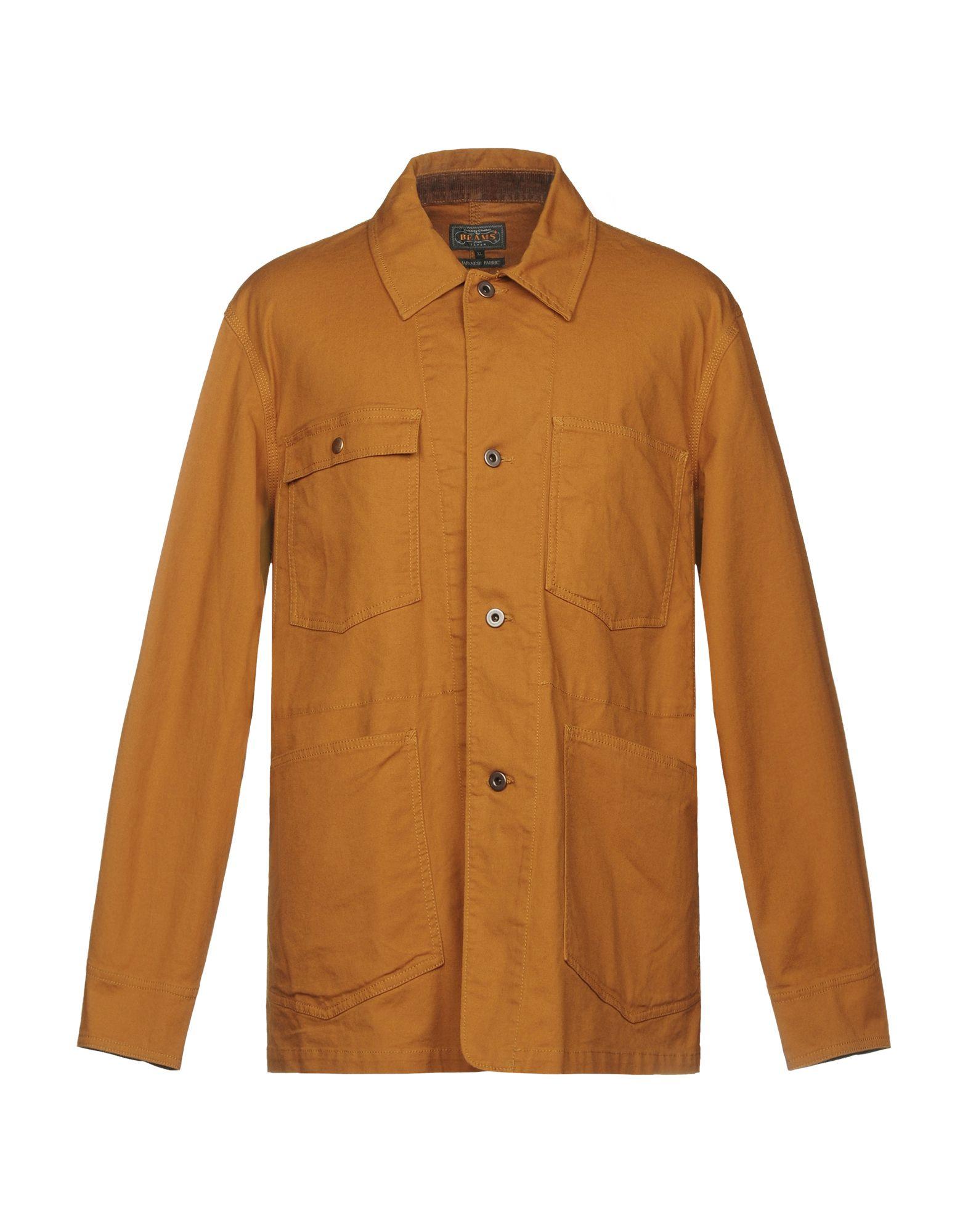 BEAMS Куртка mr beams mb530