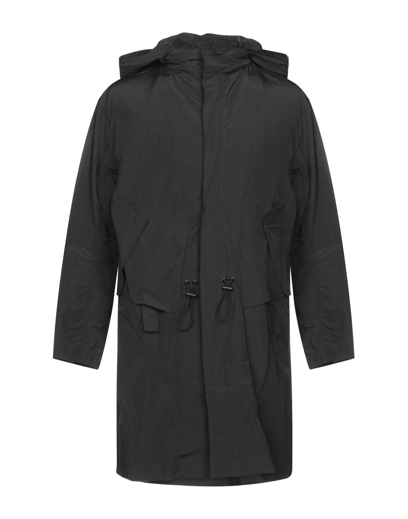 TIM COPPENS Parka in Black