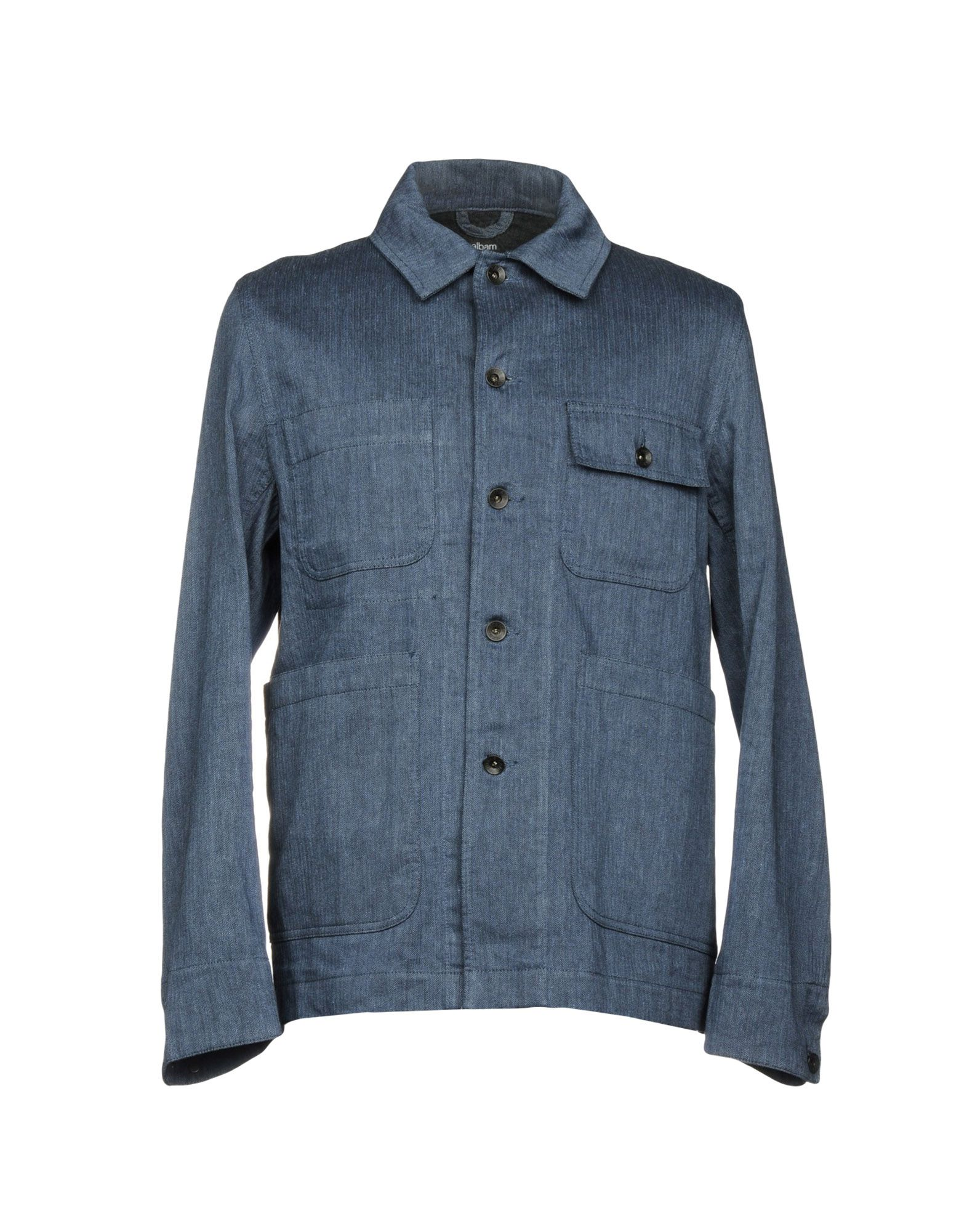 ALBAM Jacket in Blue