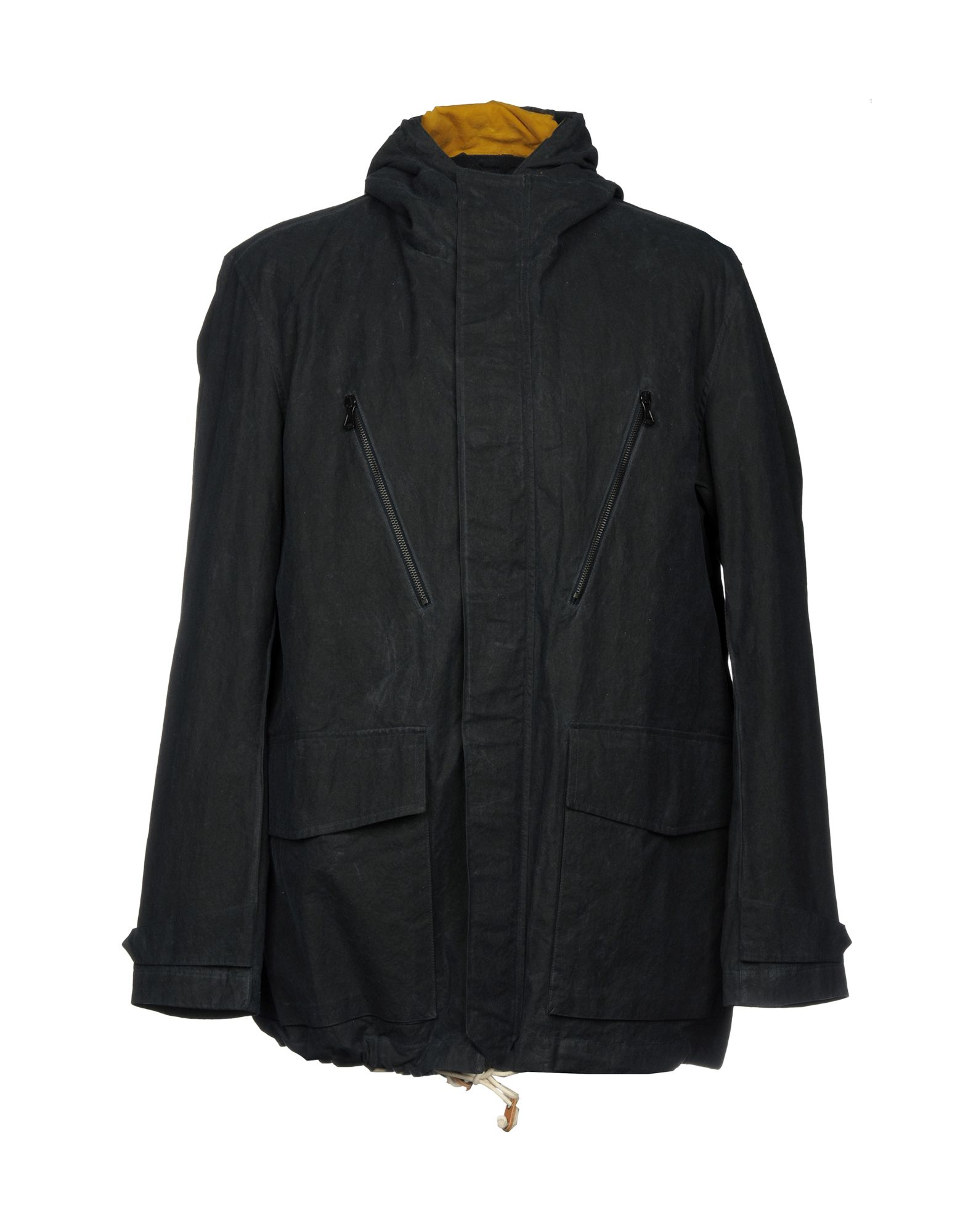 ALBAM Jacket in Dark Blue