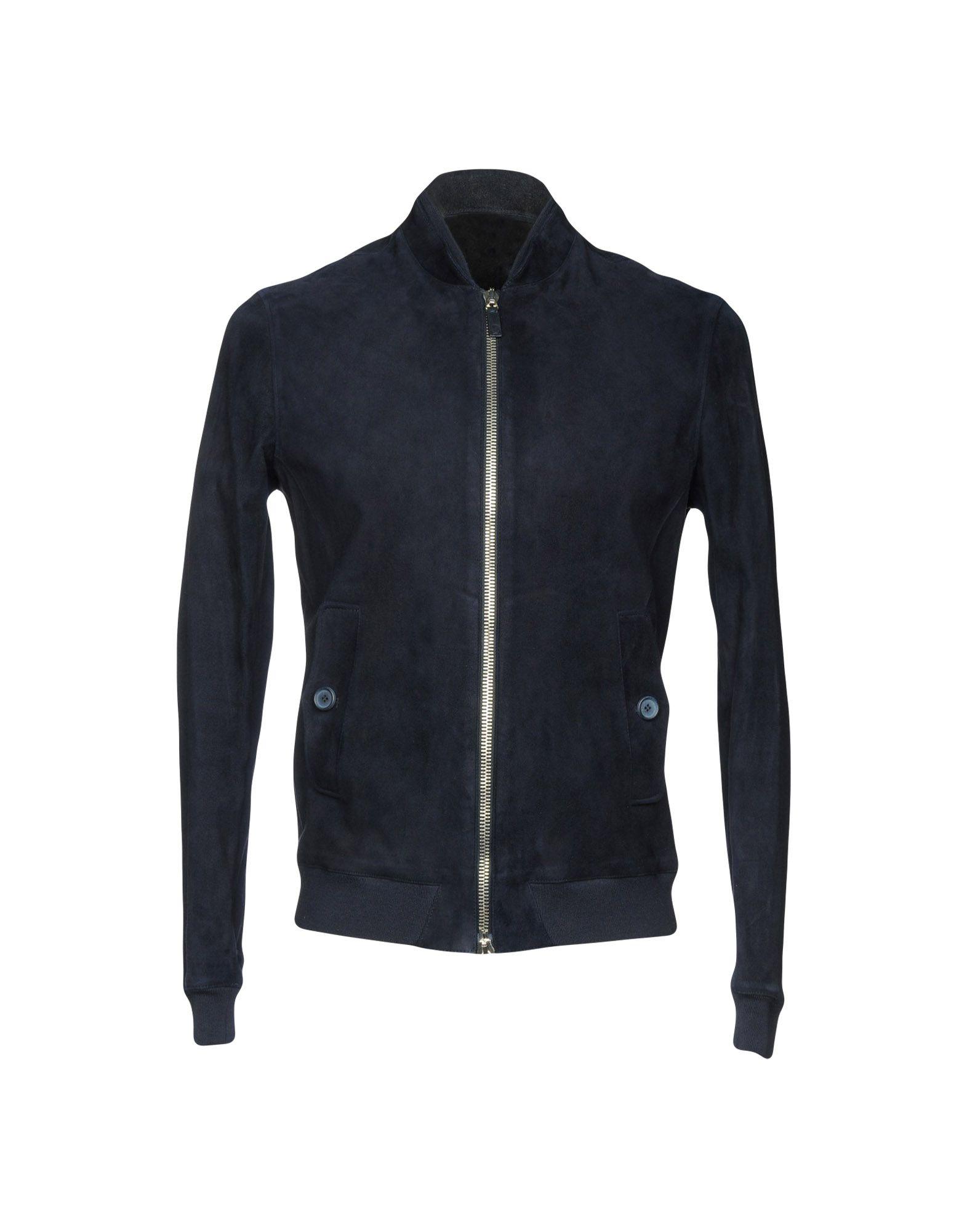 GIORGIO ARMANI Куртка замшевая куртка