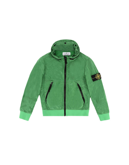 Giubbotto 41535 NYLON METAL STONE ISLAND JUNIOR - 0