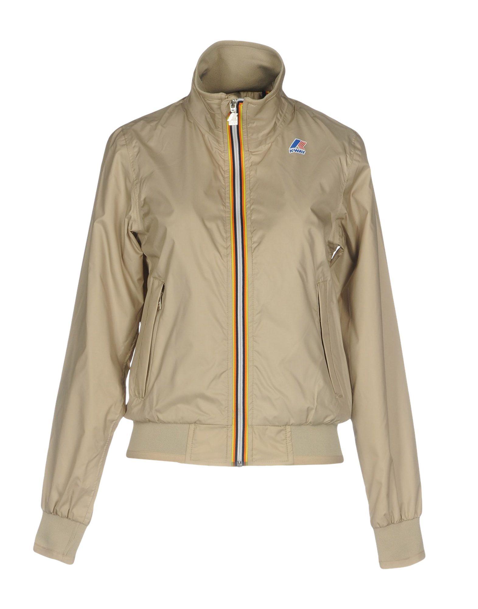 K-WAY Куртка k way куртка