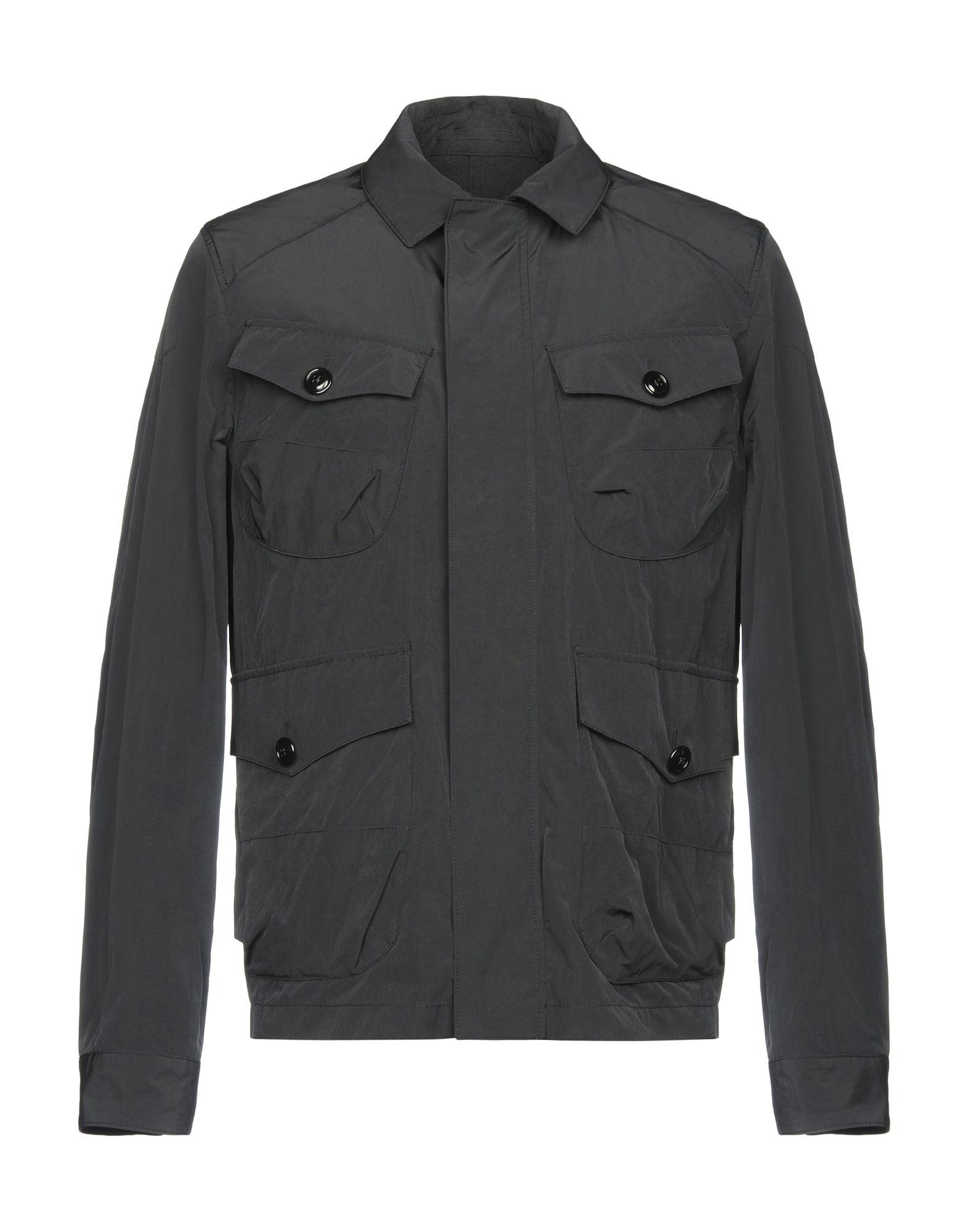 TODD SNYDER Jackets in Dark Blue