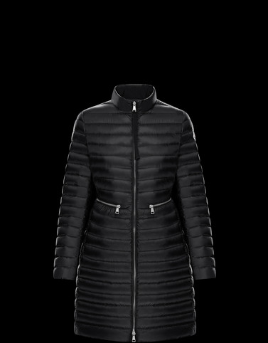 Moncler Long Down Jackets Woman: AGATELON