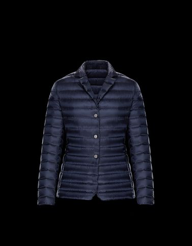 Moncler Short Down Jackets Woman: OPALE