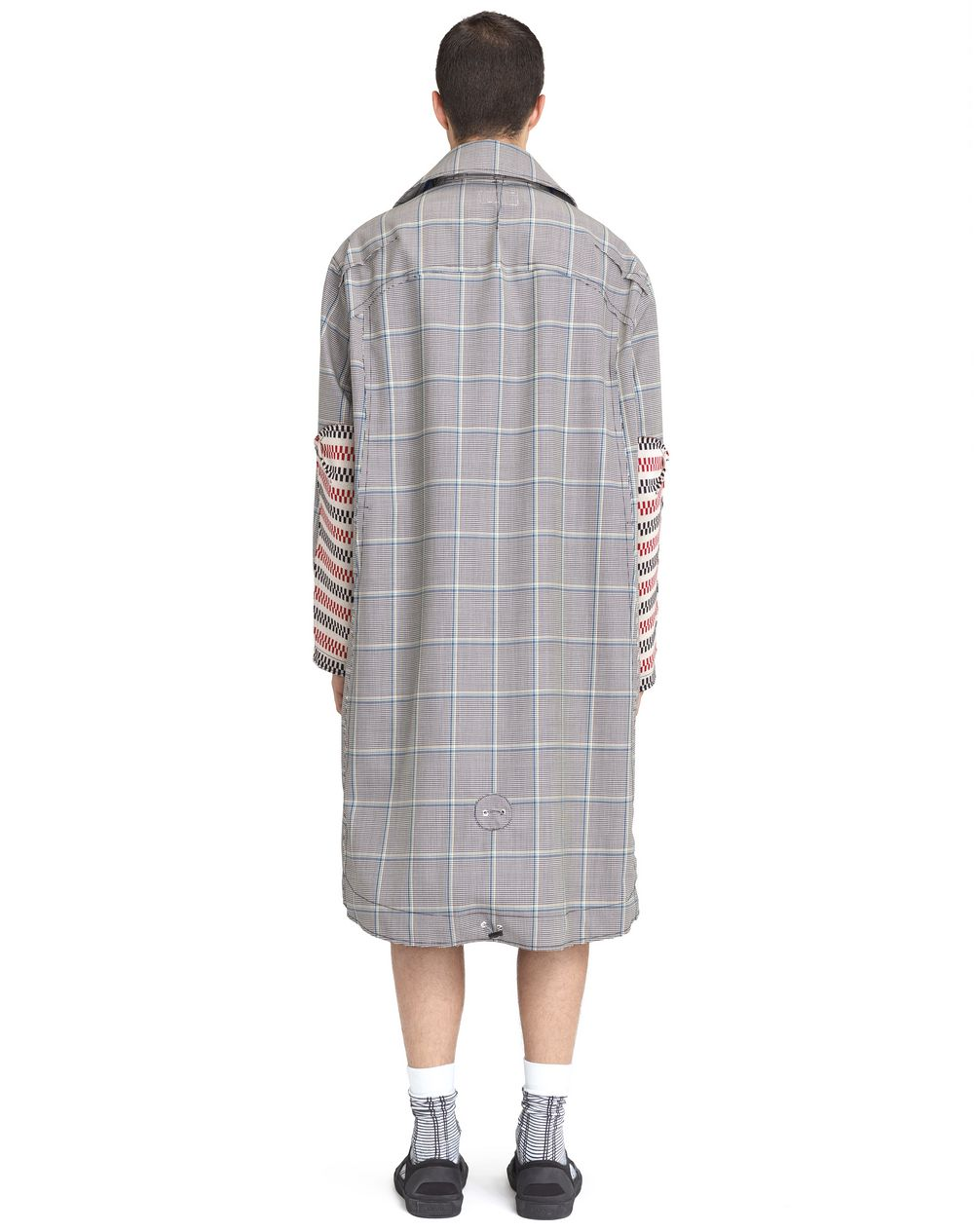 REVERSIBLE RAINCOAT  - Lanvin