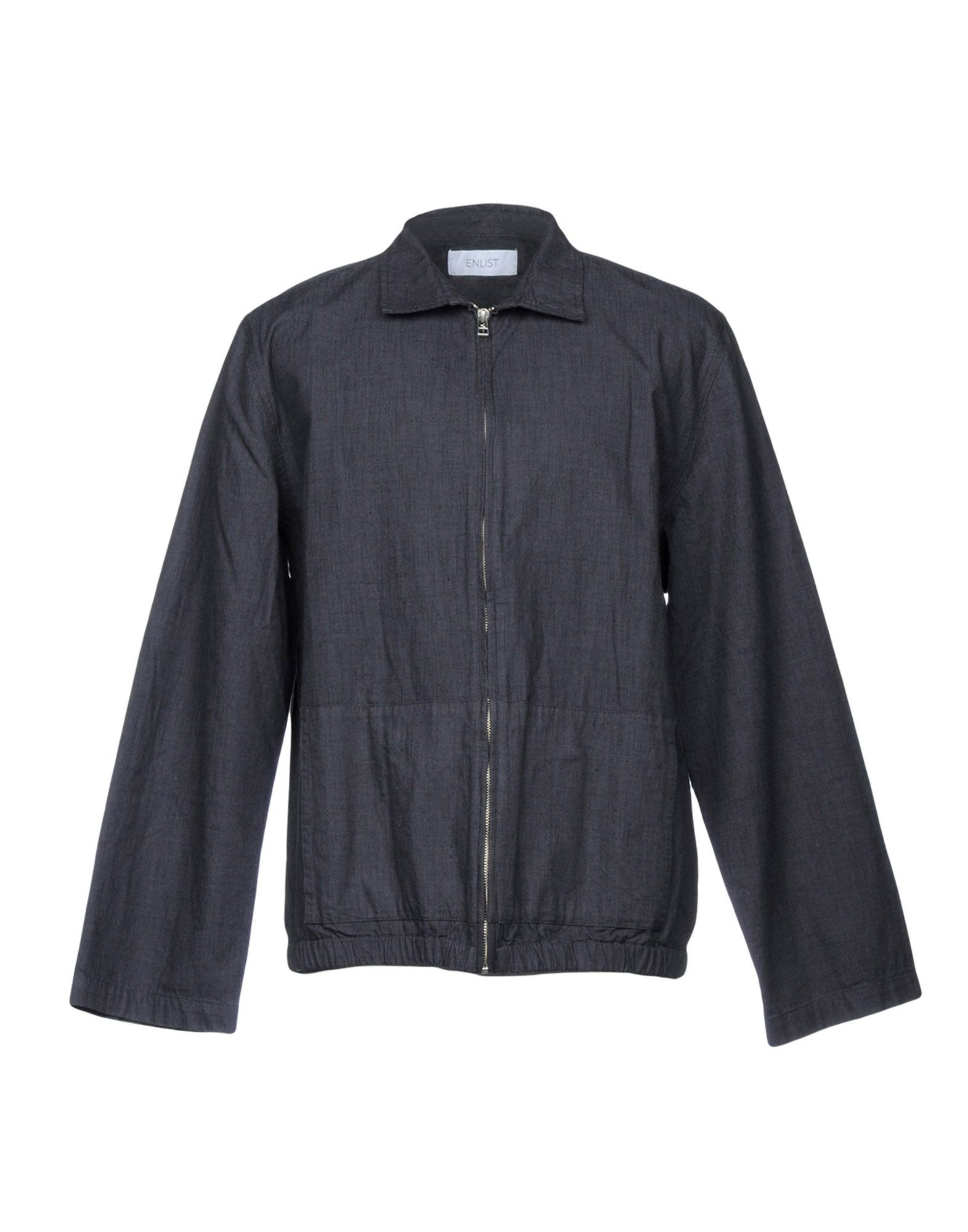 ENLIST Jacket in Dark Blue