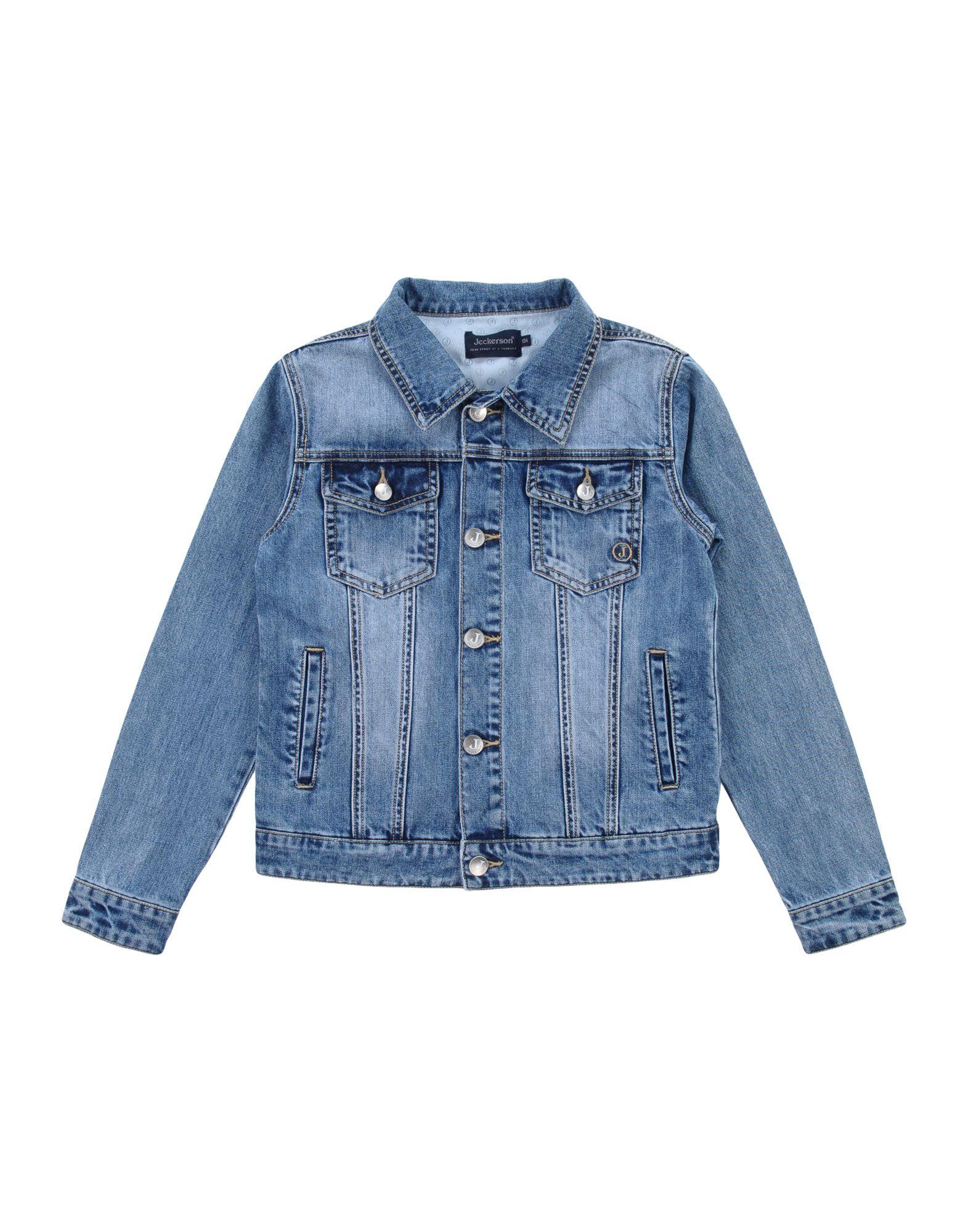 JECKERSON Denim outerwear