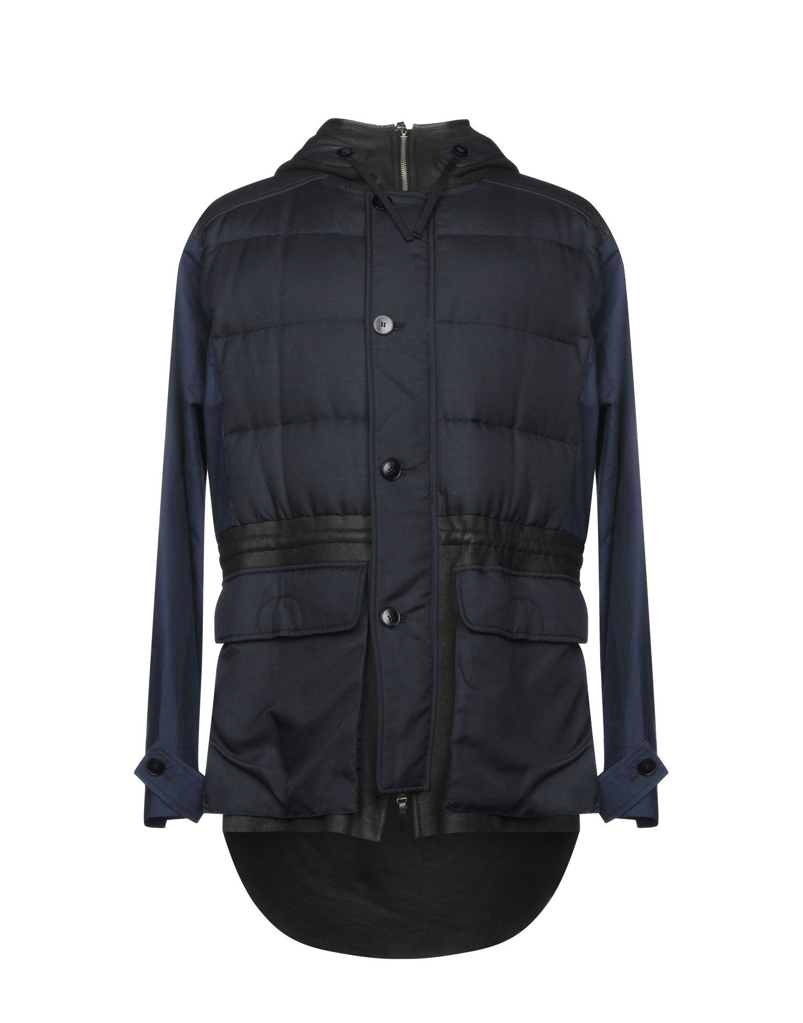 HELBERS Jacket in Dark Blue