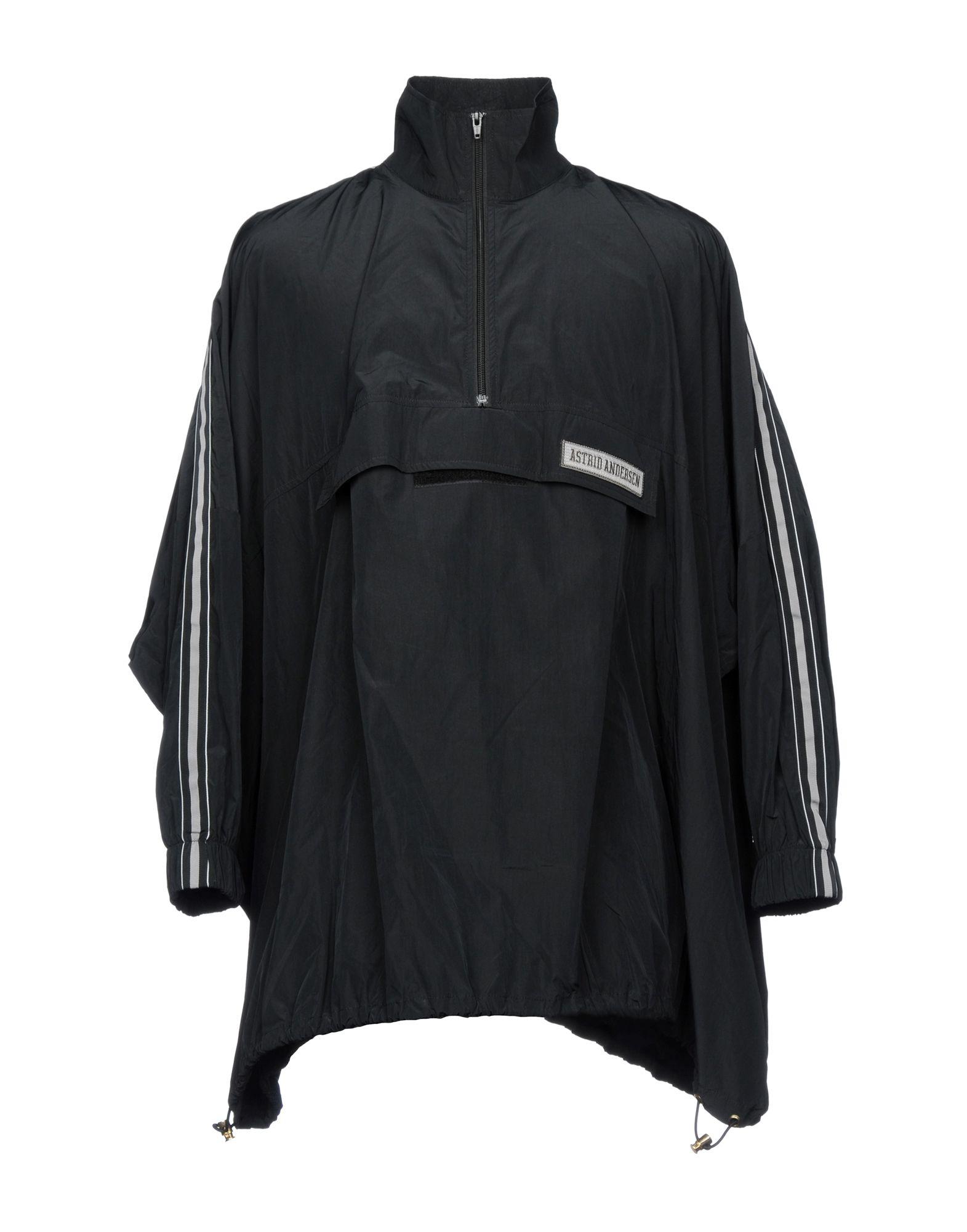 ASTRID ANDERSEN Куртка astrid andersen шарф