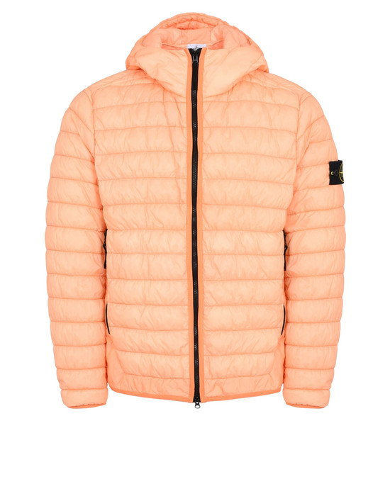 STONE ISLAND LIGHTWEIGHT JACKET 40124 GARMENT-DYED MICRO YARN DOWN