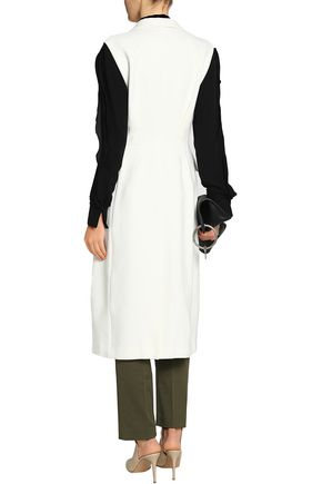 3.1 PHILLIP LIM Double-breasted crepe gilet