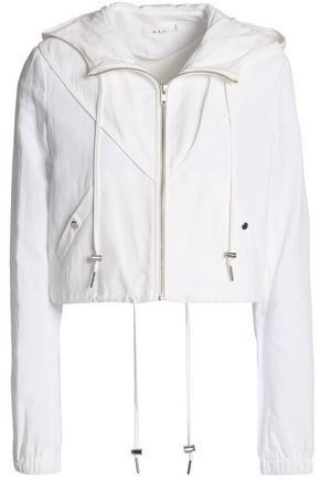 A.L.C. Cotton and linen-blend jacket
