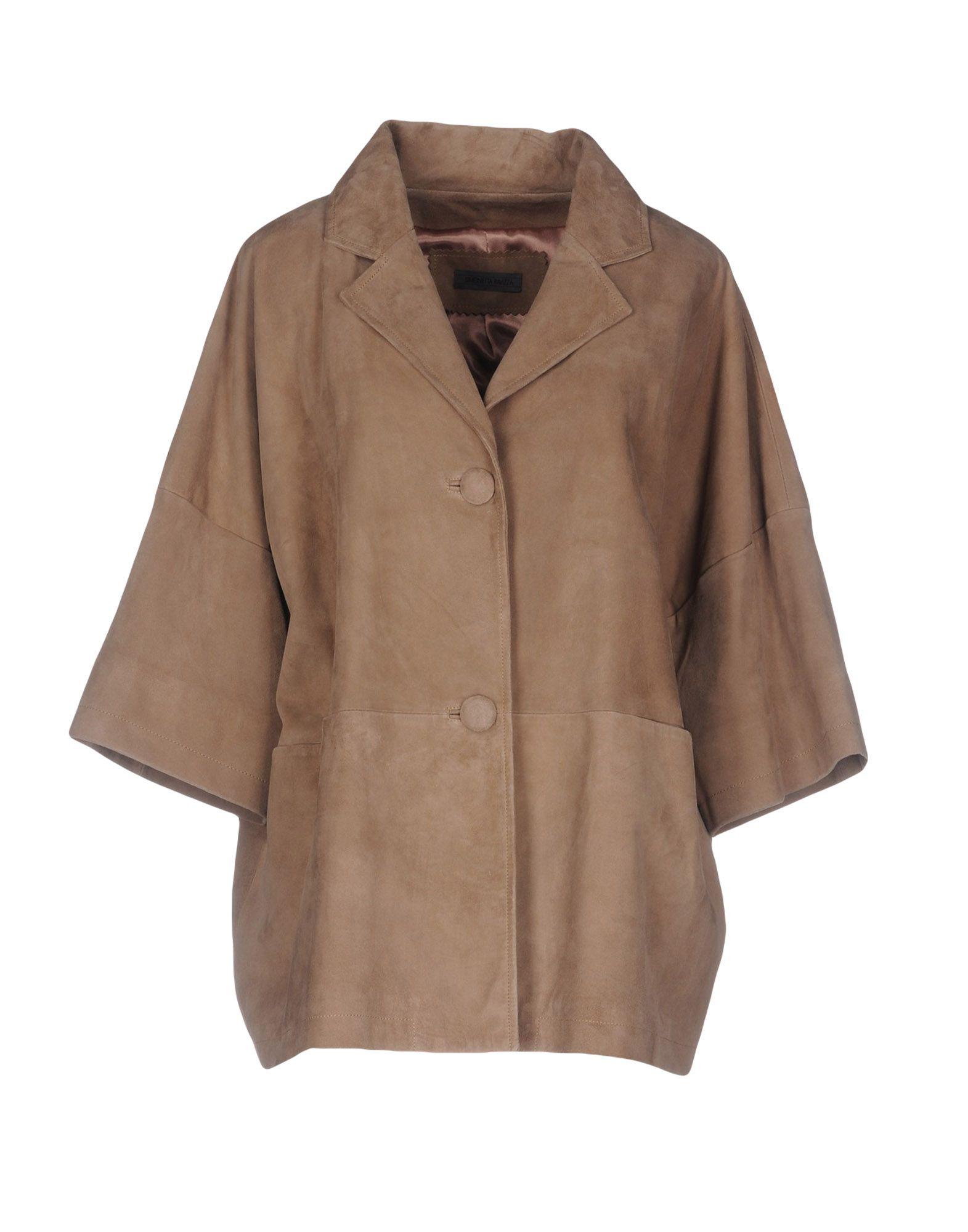 цена SIMONETTA RAVIZZA Легкое пальто онлайн в 2017 году