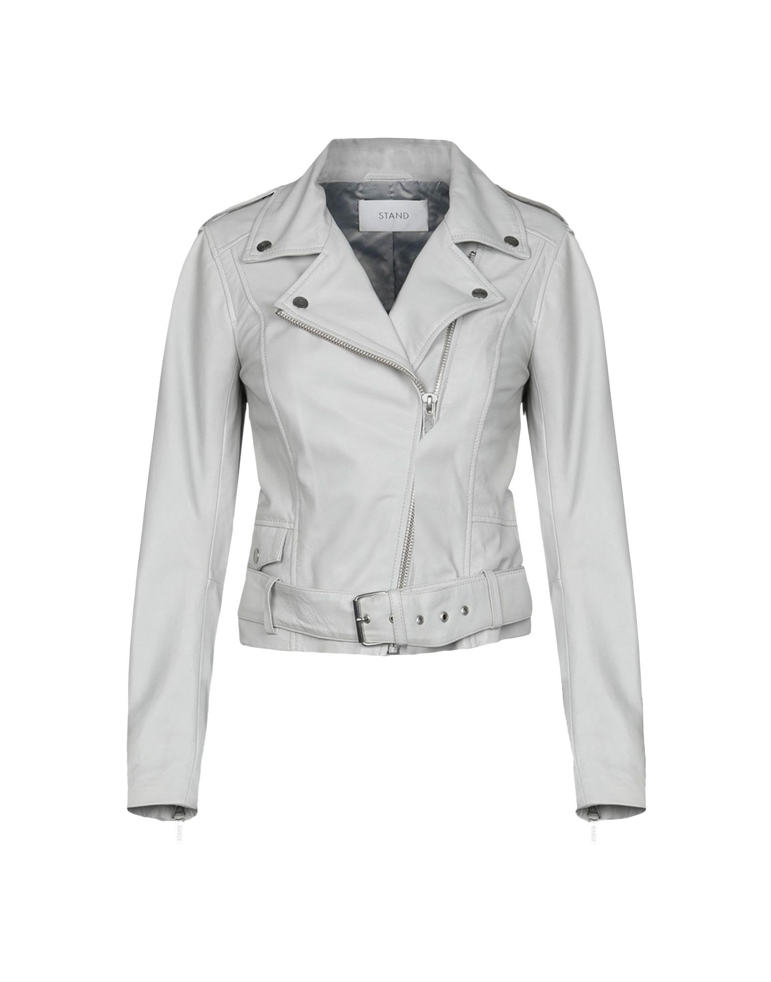STAND Куртка luxury stand flip