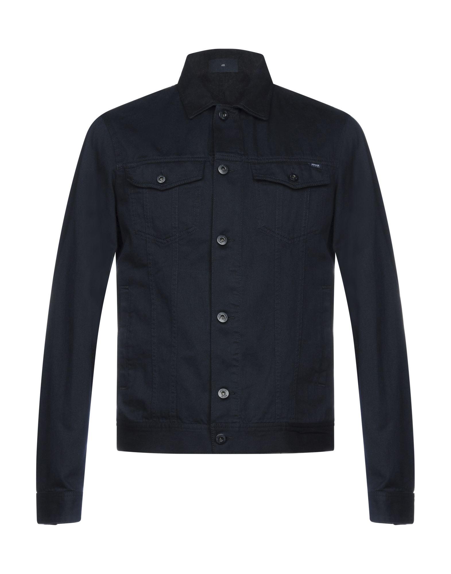 Фото - ARMANI JEANS Куртка armani jeans верхняя одежда из кожи
