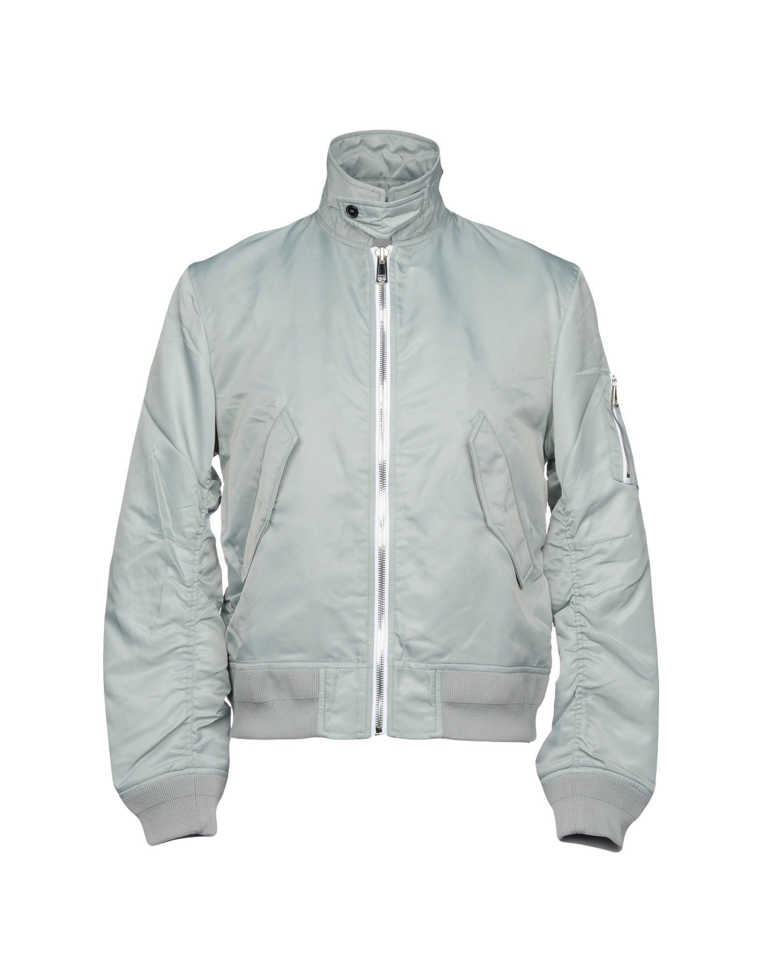 PLAC Bomber in Light Grey