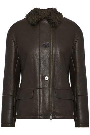 JIL SANDER Shearling jacket