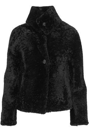 JIL SANDER Reversible shearling jacket