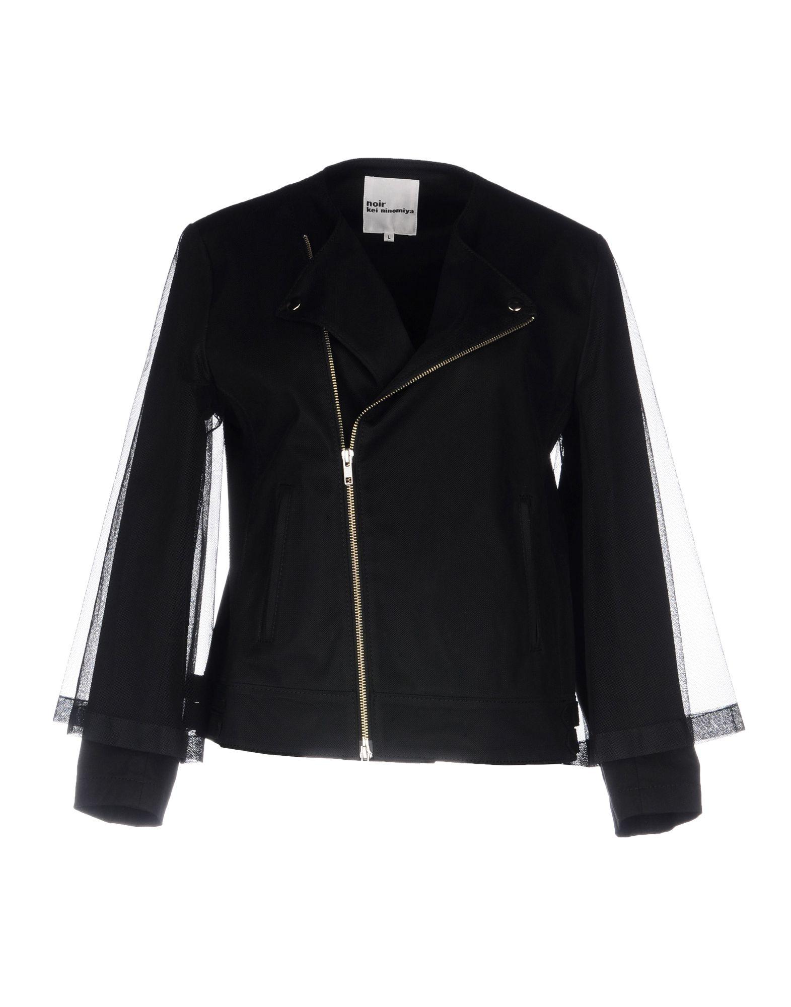 NOIR KEI NINOMIYA Куртка футболка supremebeing pantera noir ss14 black 8901 xl