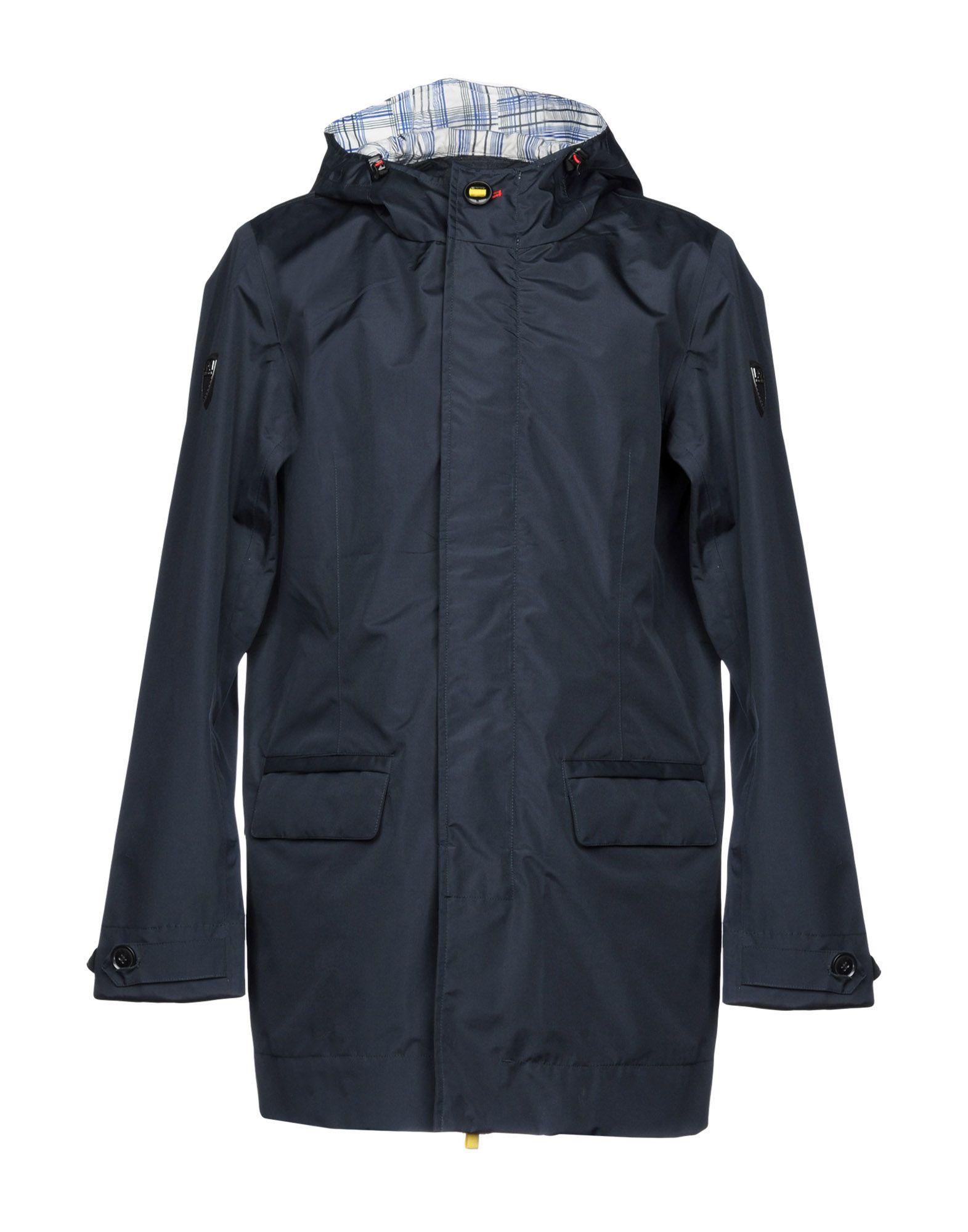 EA7 Легкое пальто пальто ea7 6ypk05 pna7z 3905