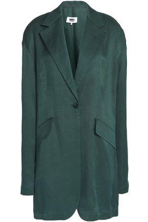 MM6 MAISON MARGIELA Linen-blend blazer