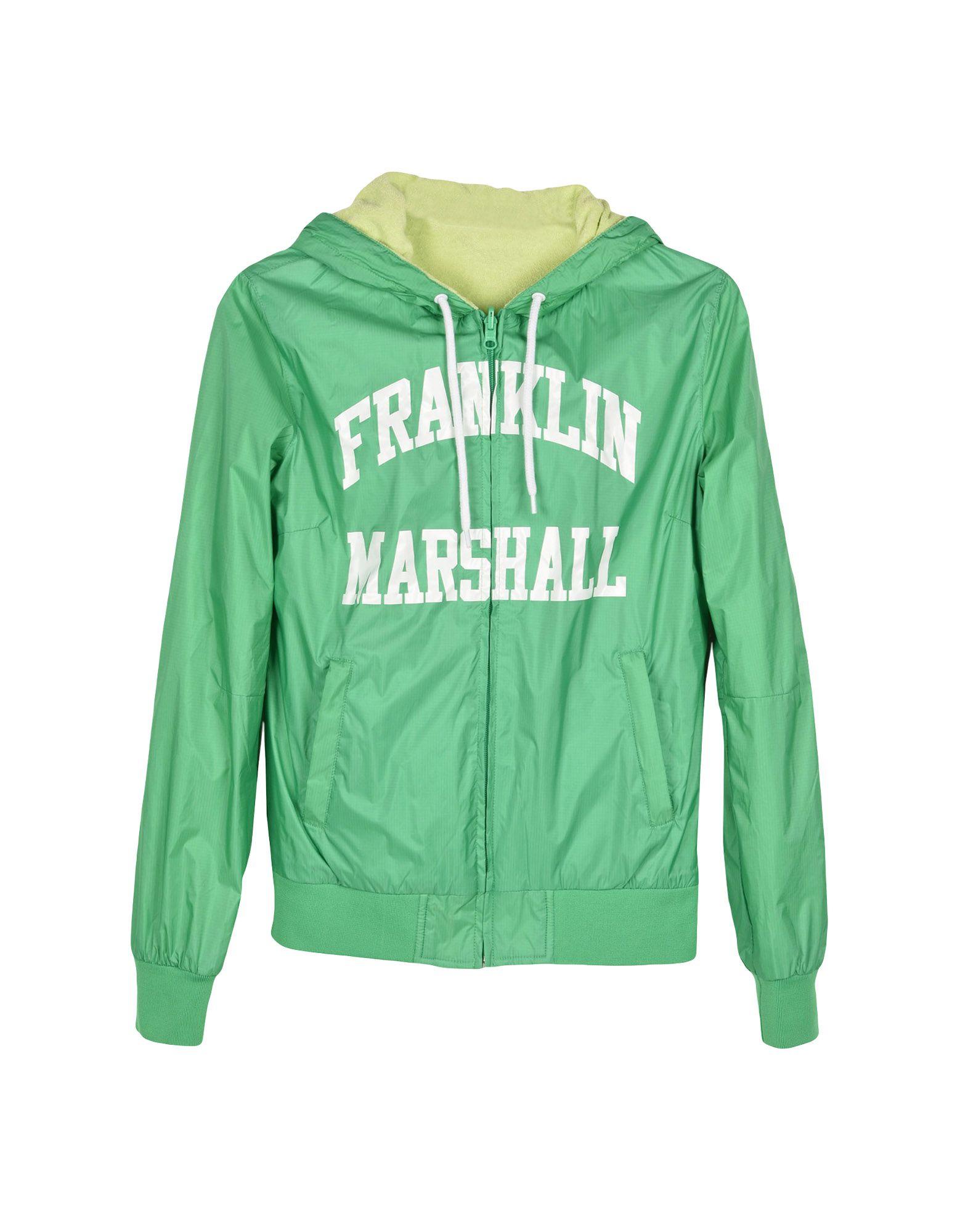FRANKLIN & MARSHALL Куртка куртка утепленная franklin