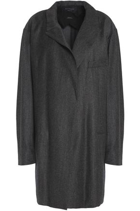 EQUIPMENT Brushed-wool coat
