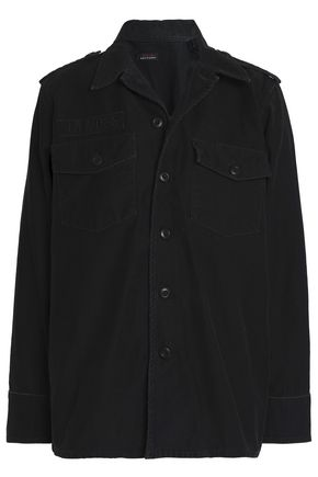 KATE MOSS EQUIPMENT Cotton blazer