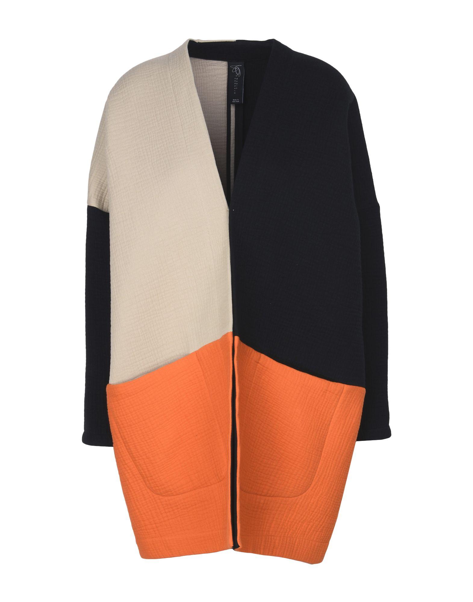 цена на ZERO + MARIA CORNEJO Легкое пальто