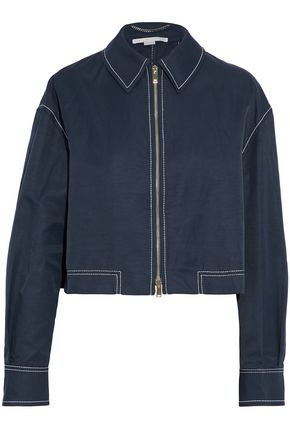 STELLA McCARTNEY Twill jacket