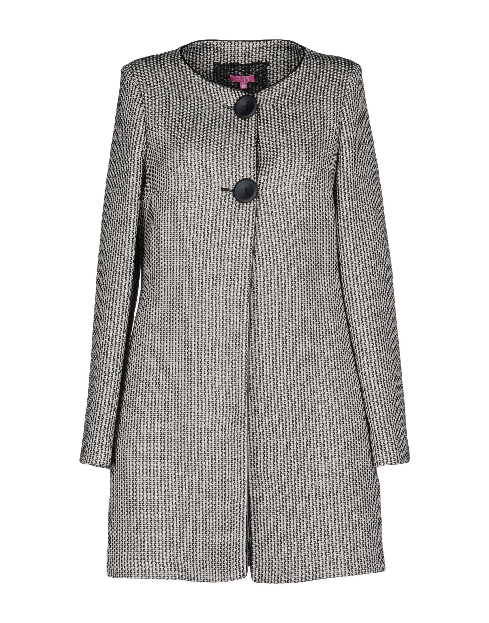 Фото - ÉCLÀ Легкое пальто clips more легкое пальто