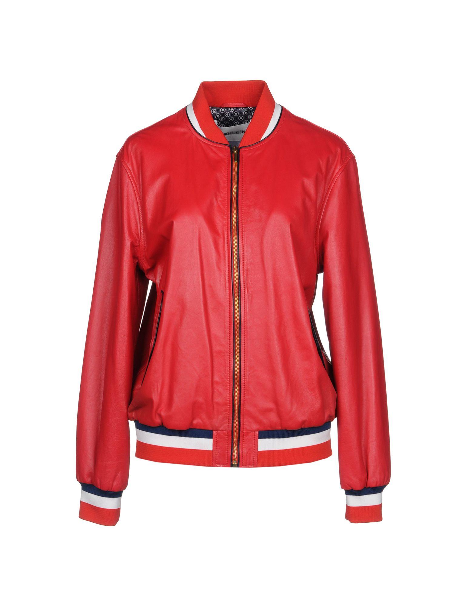 MICHEL KLEIN Куртка куртка supremebeing klein spruce 2xl