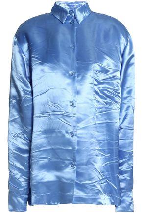EMILIO PUCCI Satin shirt