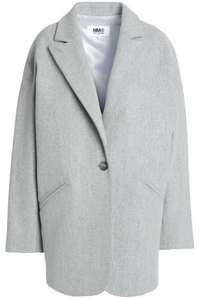 MM6 MAISON MARGIELA Virgin wool coat