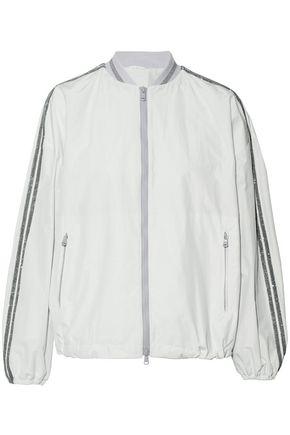 BRUNELLO CUCINELLI Beaded shell jacket